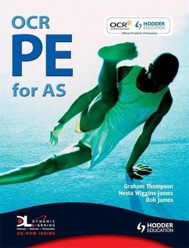 OCR PE for AS eTextbook (A Level Pe) for sale  Delivered anywhere in UK