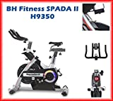 BH Fitness SPADA II H9350 Indoorbike Indoorcycling - 3-faches Bremsystem -...