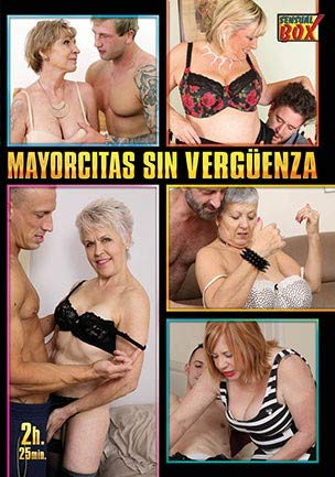 MAYORCITAS SIN VERGÜENZA (Dvd Adult Sex)