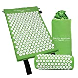 Best Back Pain Acupuncture Mats - GR Acupressure Mat and Pillow Set - Back Review