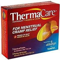 Preisvergleich für THERMACARE luftaktivierte Wärmekissen heatpatches Menstruationstasse, 3Stück Boxen (Pack von 3)