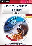 Das Gesundheits-Lexikon 2005, 1 CD-ROM Der menschliche Organismus. F�r Windows 98SE, ME, 2000, XP. 2.300 Stichw�rter Bild