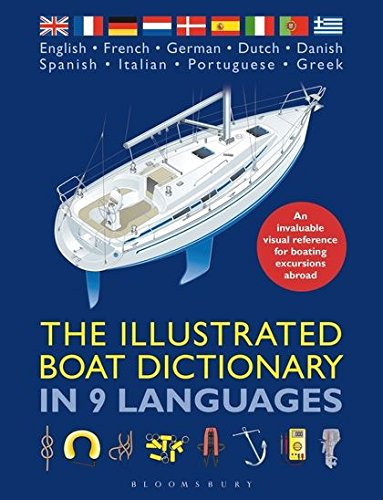 The Illustrated Boat Dictionary In 9 Languages por Vv.Aa.