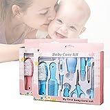 10PCS Estuche de cuidados y salud para bebe GZQES Cuida del bebe,Color Azar
