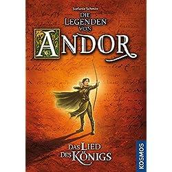 Die Legenden von Andor - Das Lied des Königs Die Legenden von Andor