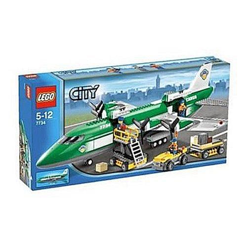 LEGO City 7734 - Aeroplano cargo da trasposto
