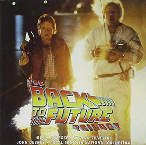 Back to the Future Trilogy [Import anglais]