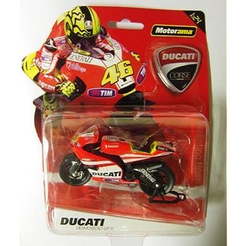 Motorama - Moto GP Ducati - Valentino Rossi  (Moto Ducati)