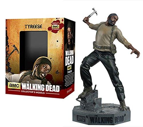 Figura de plomo y resina The Walking Dead Collector's Models Nº 5 Tyreese 1