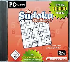 Die Sudoku Challenge