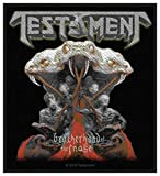 Testament Brotherhood Of The Snake Aufnäher | 2875