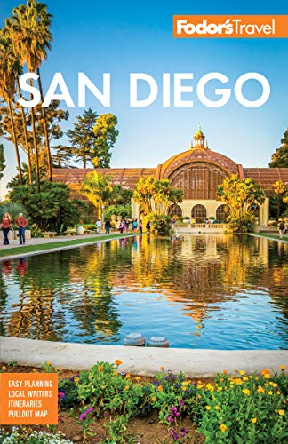 Fodor's San Diego: with North County (Full-color Travel Guide) (English Edition)