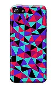 Apple iPhone 5s Back Case KanvasCases Premium Designer 3D Hard Cover