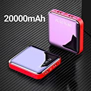 High quality power bank power bank Mini power bank 20000mah is suitable for Xiaomi 10000 mah portable charger
