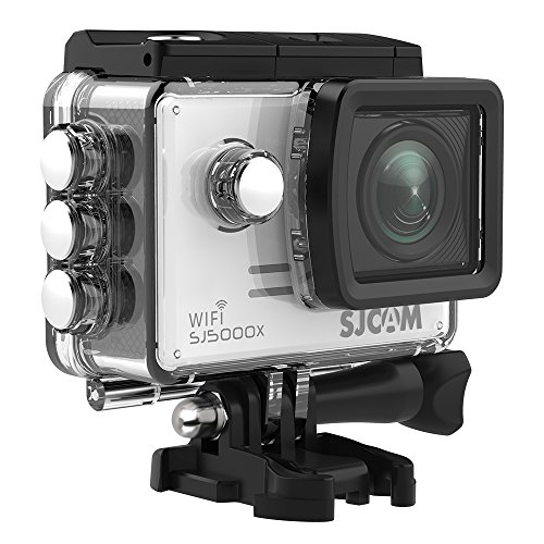 SJCAM-SJ5000-Accin-Cmara-4-K-1080P-WIFI-Impermeable-170-grados-de-ngulo-ancho-lente-color-Space-Grey