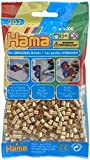 Hama Beads 1000 Bead Pack Gold - 61