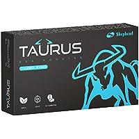 Taurus 100mg 30 Comprimés | PILULE BLEUE NATURELLE: Érection Durable, Éjaculation précoce, stimulant Sexuel, Puissance Immédiate, Anxiété de performance