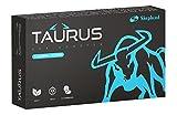 Taurus 100mg 30 Compresse | PILLOLA BLU NATURALE: Erezione Duratura, Eiaculazione Precoce, Stimolante Sessuale, Potenza Immediata, Ansia da prestazione, Effetto Viagra Cialis