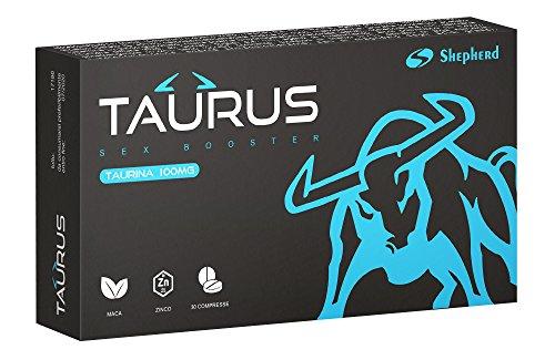 Taurus 100mg 30 Comprimidos | PASTILLA AZUL NATURAL: erección duradera, eyaculación precoz, estimulante sexual, potencia inmediata, ganas de funcionamiento