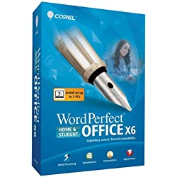 Corel WordPerfect Office X6 Home & Student