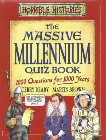 The massive millennium quiz book : 1000 questions for 1000 years