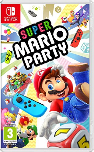 Super Mario Party (Nintendo Switch) (precio: 59,99€)