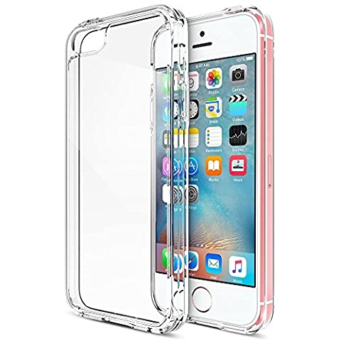Coque iPhone SE / 5 / 5S, iVoler [ ULTRA