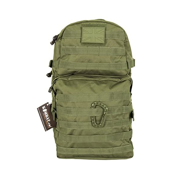 Kombat  Molle Assault Unisex Outdoor Camping Backpack 2