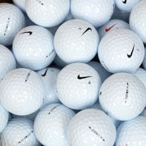 20xi Nike Golfbälle (Second Chance Golfbälle 100 Nike 20XI Lake A-Qualität, weiß, PRE-100-BOX-NIK-XI)