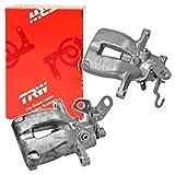 2x Original TRW Bremssattel hinten links BHS324 + rechts BHS325