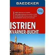 Baedeker Reiseführer Istrien, Kvarner-Bucht: mit GROSSER REISEKARTE
