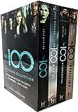 Kass Morgan 100Series 4Books Collection set (il 100, il giorno 100: 21, Homecoming, Rebellion)