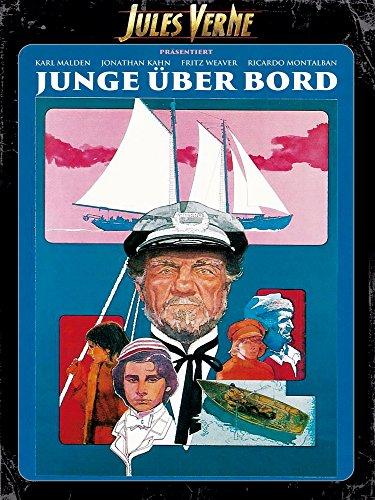 Junge über Bord