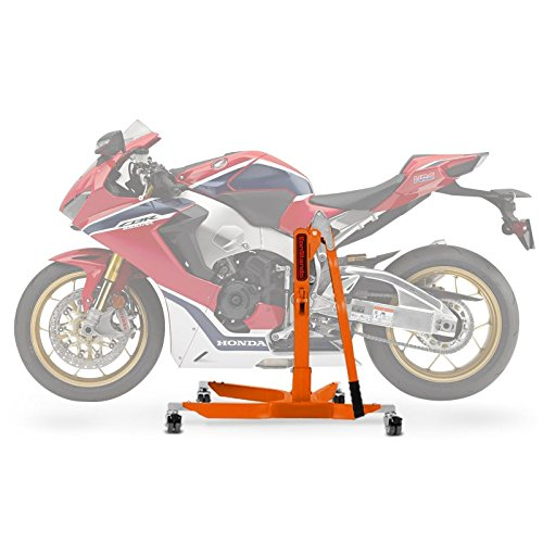 Bequille d'atelier Centrale ConStands Power pour Honda CBR 1000 RR Fireblade SP-2 17-18 orange