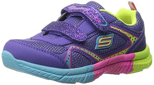 ec0c1521bb3c Skechers 80532n Kids Swivels Training Shoe Toddler Purple Multi 6- Price in  India
