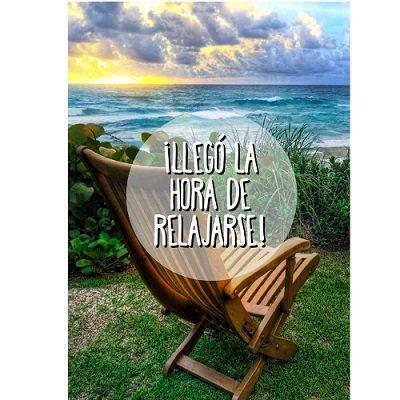 CGN Tarjeta jubilacion Relax 20x30 cm Super