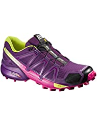 Salomon L39185900, Sneakers trail-running femme