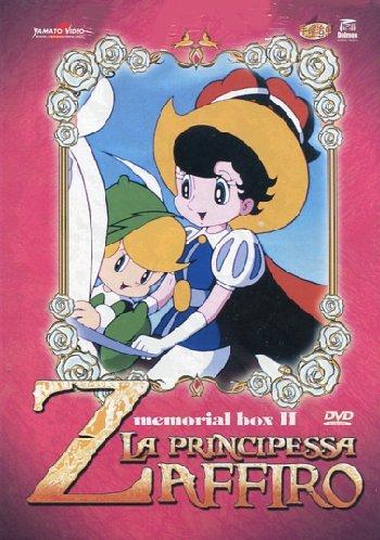 La principessa Zaffiro(memorial box)Episodi27-52