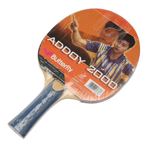 6. Butterfly Addoy 2000 Table Tennis Bat