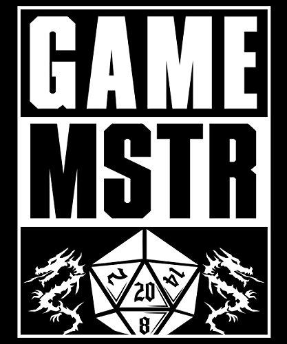 -- Game Master -- Girls Kapuzenpullover Schwarz