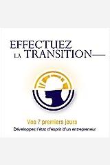 CD - Effectuez la transition CD