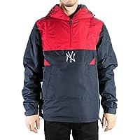 New Era, Uomo, MLB Smock Jacket New York Yankees NvySca, Poliestere, Giacca, Blu, M EU