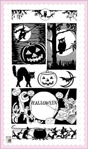 ht // Clear Stempel Pack (10x18 cm) FLONZ (Horror Nights Halloween)
