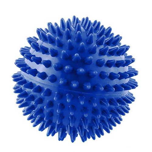 Entspannen komfortable Massage Ball Triggerpunkt Sport Fitness Hand Fuß Schmerzlinderung, blau