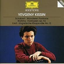 Masters - Kissin spielt Schubert, Brahms, Liszt