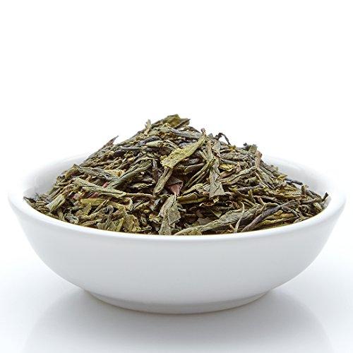 Vita Natura Sencha Tee, Grüner Tee aus Japan, Bio, 1er Pack (1 x 100 g)