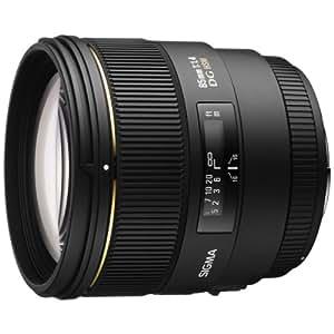 Sigma 85 mm F1,4 EX DG HSM-Objektiv (77 mm Filtergewinde) für Sony Objektivbajonett