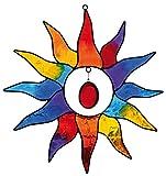 Saraswati.de Attrape-soleil multicolore 25cm