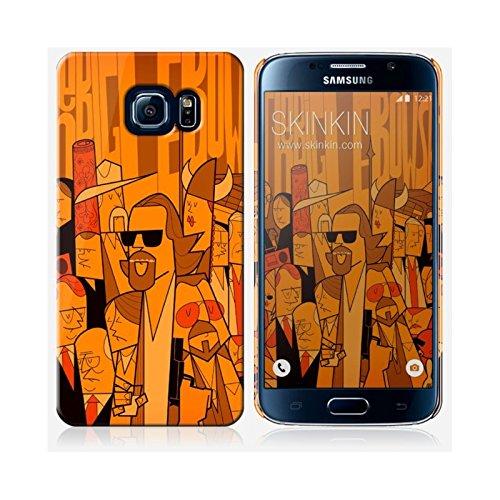 Coque iPhone 6 et 6S de chez Skinkin - Design original : Big Lebowski par Ale Giorgini Coque Samsung Galaxy S6