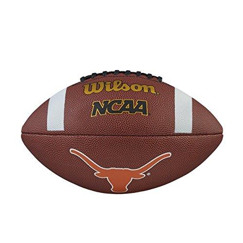 Wilson Texas Longhorns Full Size Logo NCAA Football